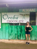 To feed my chocolate obsession: Oreba cacao plantation tour